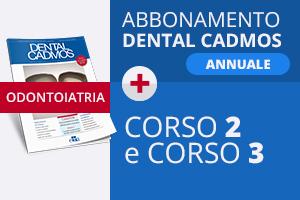 FAD ECM per odontoiatri 51 crediti formativi ECM