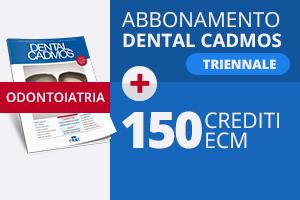 Fad odontoiatria ECM 150 crediti triennio