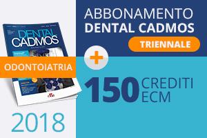 ECM Dentista 150 ECM 2018 corso FAD per Odontoiatra