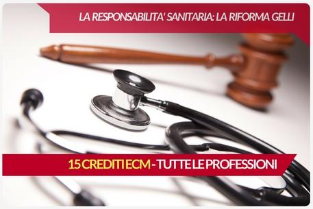 Corso fad Medici Riforma Gelli