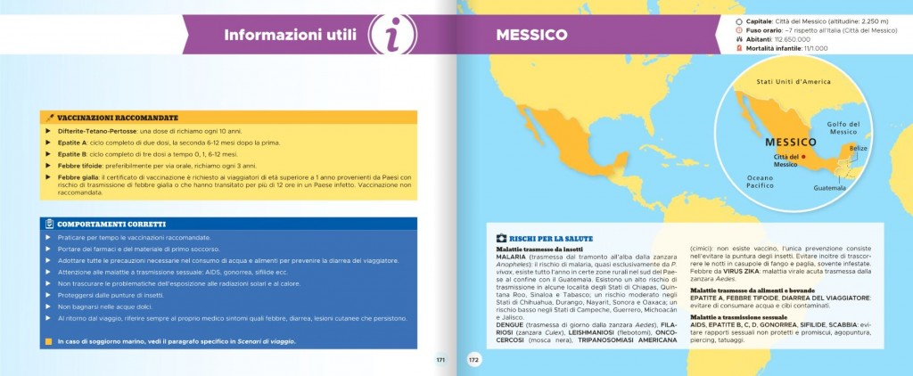 FAD ECM Medico Farmacista consigli VIAGGIATORE - Messico