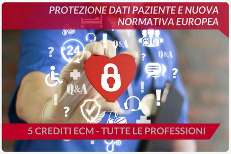 FAD Protezione dati normativa europea 2018