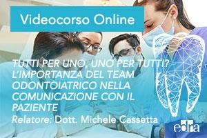 Video-corso-odontoiatria-importanza-team-odontoiatrico-comunicazione